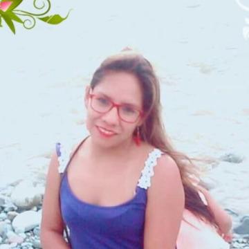 Yesi Cardenas Valenzuela, 29, Lima, Peru