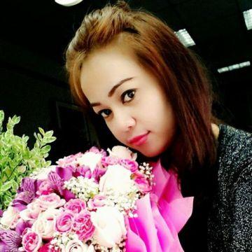 Preaw Chalida, 28, Bangkok, Thailand