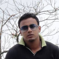 Tirthoraj Biswas, 28, Goa Velha, India