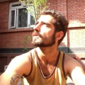 Carlos Tusell, 31, Jaipur, India