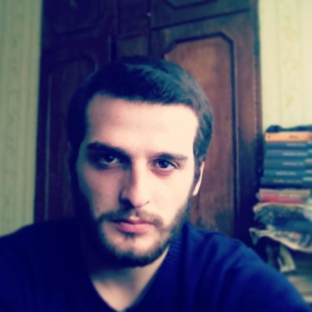 Bagrat, 27, Tbilisi, Georgia