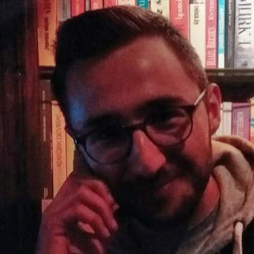 Zeki, 25, Alaçatı, Turkey