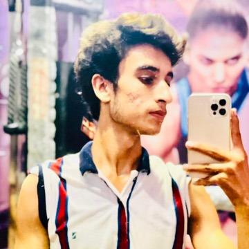 Syed Shujaat Shah, 21, Islamabad, Pakistan