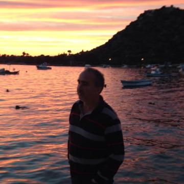Bulent Cevik, 41, Cesme, Turkey