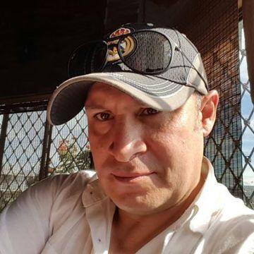 Jesus Javier Salazar Villaseñor, 47, Mexico City, Mexico