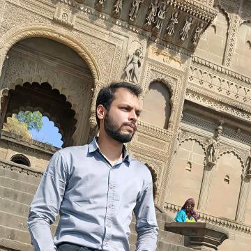 Hari Chourasiya, 28, Indore, India