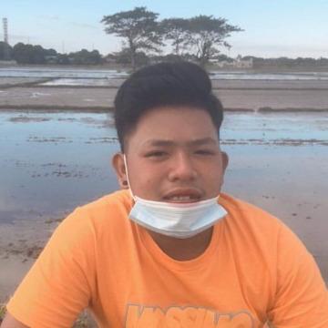 Renz Brazil, 18, Baliuag, Philippines