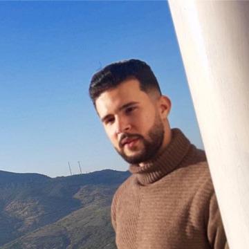 Ilias Merroun, 30, Tangier, Morocco
