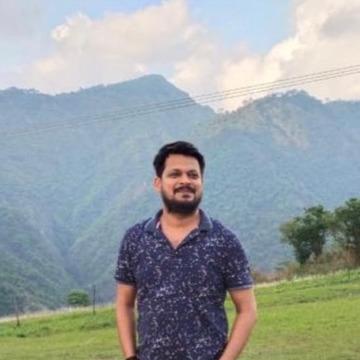 Parag, 36, New Delhi, India