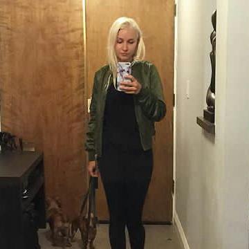 Rita Benson, 28, New York, United States