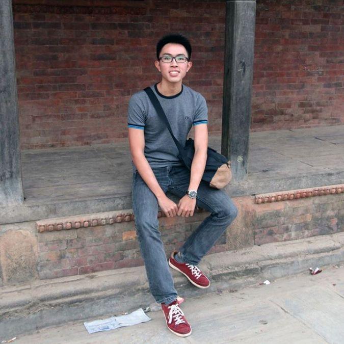 Kah Loon Tham, 25, Singapore, Singapore