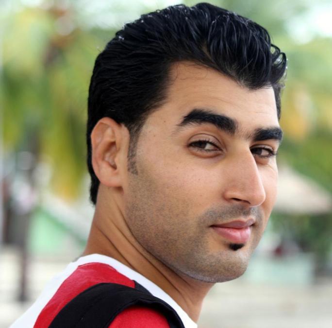 Zied Bourkhis, 36, Sousse, Tunisia