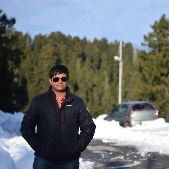 Rohan Yadav, 28, Jaipur, India
