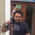 Ahmed, 41, Abu Dhabi, United Arab Emirates