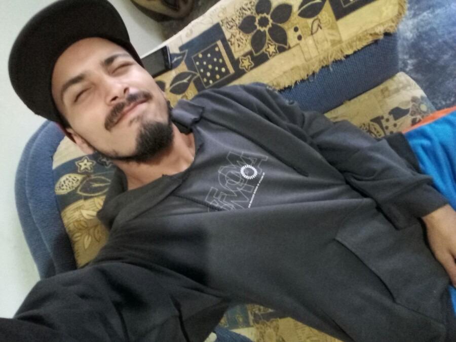 Edgar Caceres, 20, Cabimas, Venezuela