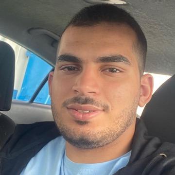 Andrew, 23, Cairo, Egypt