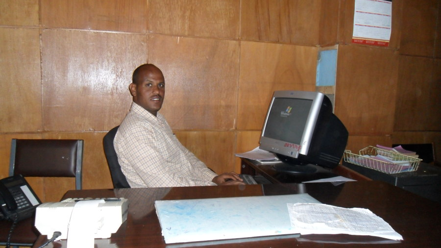 Mengu, 40, Addis Abeba, Ethiopia