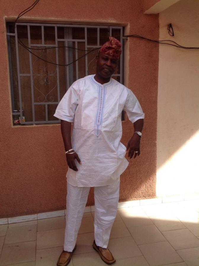 Olukayode sowunmi, 48, Bamako, Mali