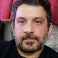 Ulvi Başköy, 38, Istanbul, Turkey