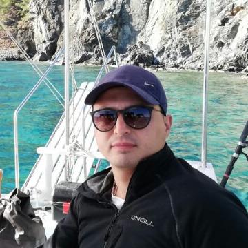 Ufuk, 37, Antalya, Turkey