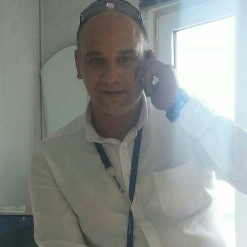 Salih Demir, 39, Amasya, Turkey