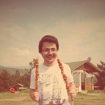 Fatih Özen, 30, Istanbul, Turkey