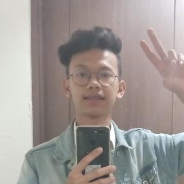 Ihsan, 20, Bandung, Indonesia