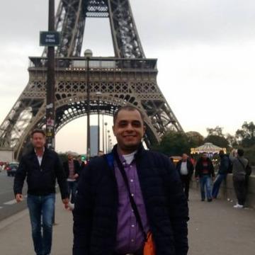 Sherif Ibrahim, 43, Minuf, Egypt