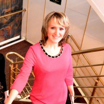 Yuliya Bakun, 34, Minsk, Belarus