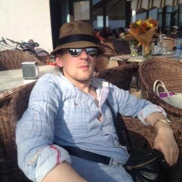 Aleksandr Umanets, 38, Moscow, Russian Federation