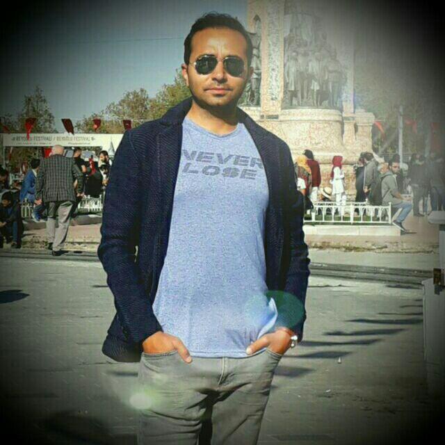 Mojtaba Rezaei, 35, Tehran, Iran
