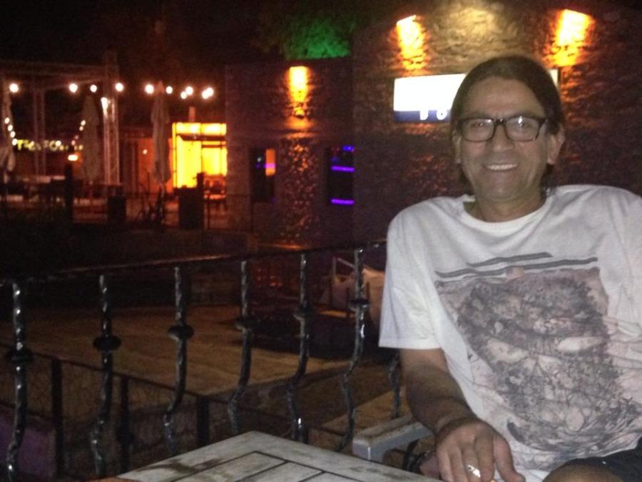 Fahrettin Soğukpınar, 59, Bodrum, Turkey