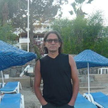 Fahrettin Soğukpınar, 60, Bodrum, Turkey