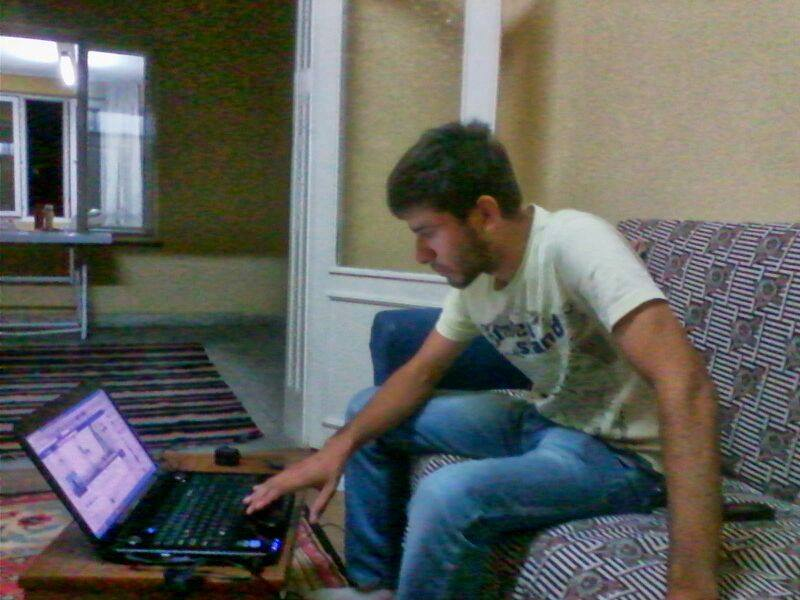 Hüseyin Ünal, 26, Aydin, Turkey