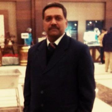 Ashwani Kumar, 59, Chandigarh, India