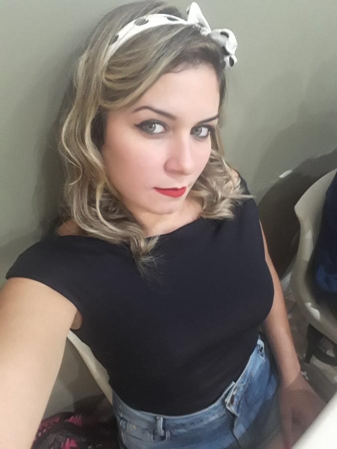 KELi, 35, Palmas, Brazil
