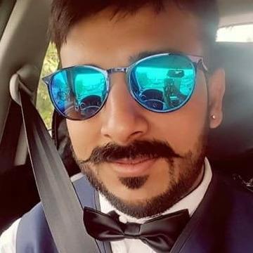 Hitesh Joshi, 30, New Delhi, India