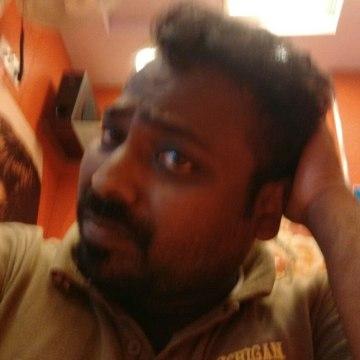 Umapathy Kumar, 35, Chennai, India