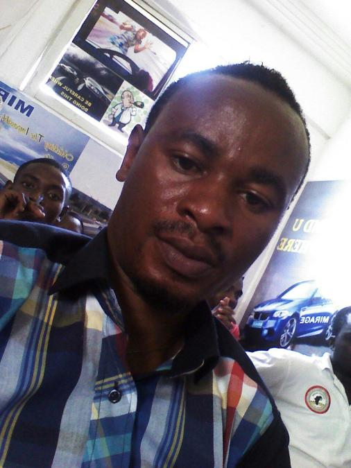 Joseph Mills, 40, Accra, Ghana