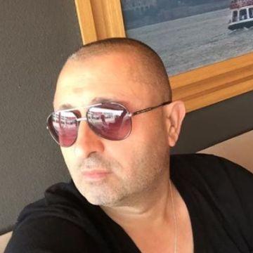 Bora, 40, Istanbul, Turkey