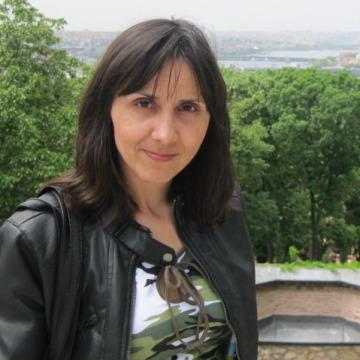 Ksenia Hasan, 47, Kharkiv, Ukraine