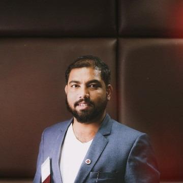 Suraj Katta, 34, Visakhapatnam, India