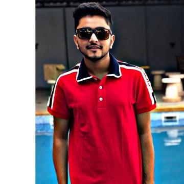 Monish Mehta, 24, Mumbai, India