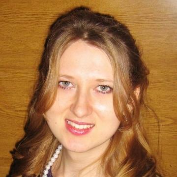 Olga Yarovaya, 30, Luhansk, Ukraine