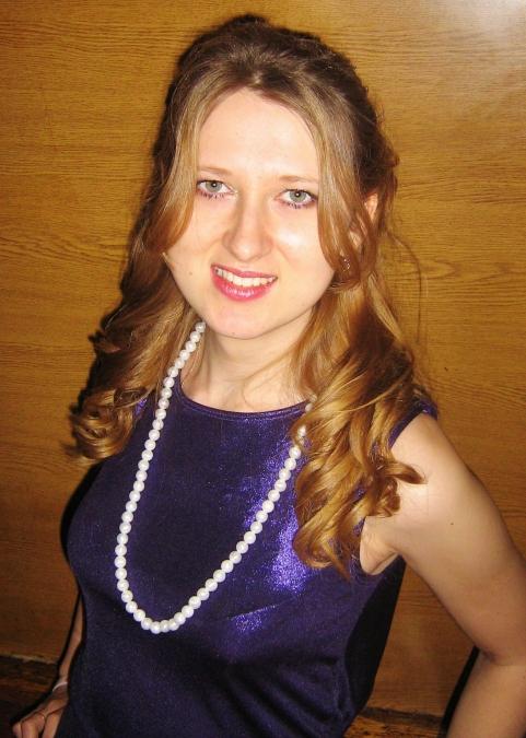 Olga Yarovaya, 32, Luhansk, Ukraine