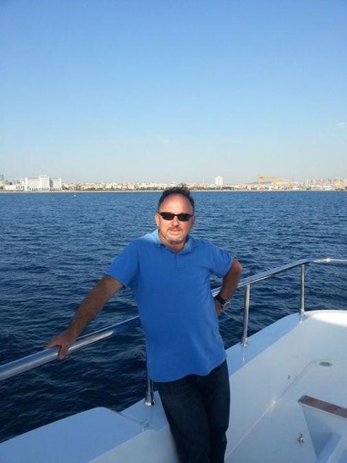 Fikri Bıçak, 55, Istanbul, Turkey