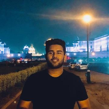 Swapnil Singh, 20, New Delhi, India
