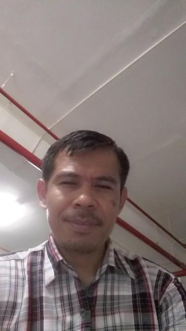 Yan Sopyan, 40, Jakarta, Indonesia