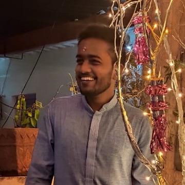 Mohan Shrimal, 22, Thane, India