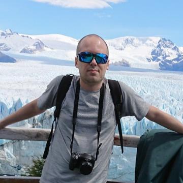 Sebastián Gianolini, 46, Buenos Aires, Argentina